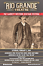 Pat Garrett Western Heritage Festival